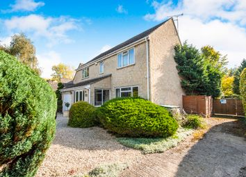 Thumbnail 4 bed detached house for sale in Downington, Lechlade