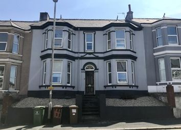 Thumbnail 7 bedroom terraced house for sale in Mutley, Plymouth, Devon