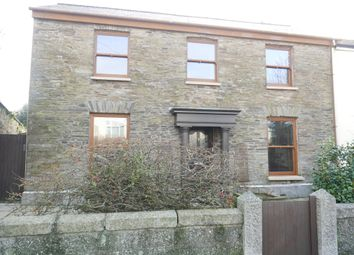 Thumbnail 4 bed semi-detached house for sale in Greenbank Road, Liskeard, Cornwall