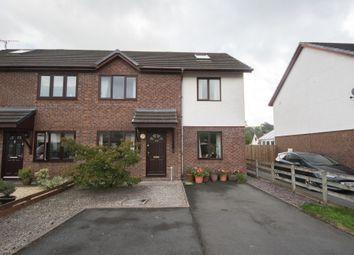 Thumbnail 4 bed semi-detached house for sale in Ger Y Llan, Penrhyncoch, Aberystwyth, Ceredigion