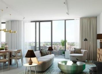 Thumbnail 1 bed flat for sale in The Crescent, Television Center, White City, London