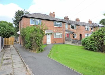 Thumbnail 2 bed flat for sale in Alston Gardens, Burnage, Manchester