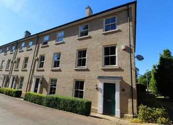 Thumbnail 5 bed end terrace house to rent in South Park Drive, Papworth Everard, Cambridge