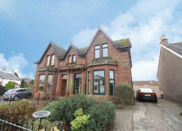 Thumbnail 3 bed semi-detached house for sale in Round Riding Road, Dumbarton