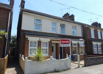 Thumbnail 3 bed semi-detached house for sale in Wherstead Road, Ipswich