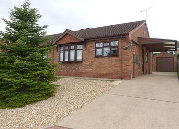Thumbnail 2 bed semi-detached bungalow to rent in Conference Court, Bottesford, Scunthorpe