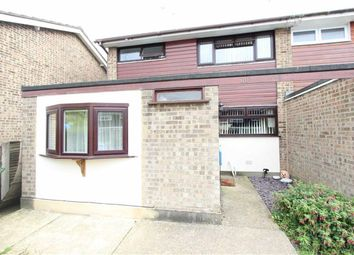 Thumbnail 3 bed semi-detached house to rent in St Cleres Crescent, Wickford, Essex