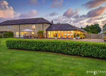 Thumbnail 6 bed barn conversion for sale in Pipewell, Kettering