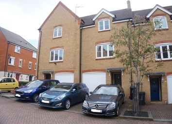 Thumbnail 3 bed terraced house for sale in Fitkin Court, Redhouse, Swindon
