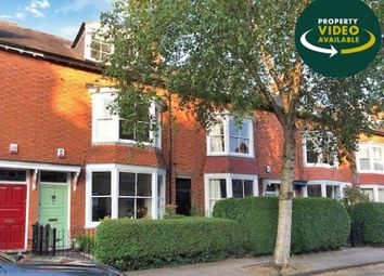 Thumbnail 4 bedroom terraced house for sale in West Avenue, Clarendon Park, Leicester