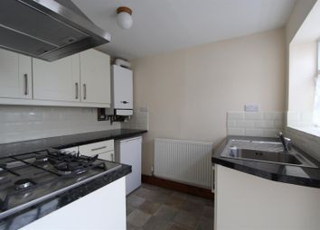 Thumbnail 2 bed end terrace house to rent in De Ferrers Court, Tamworth Street, Duffield, Belper