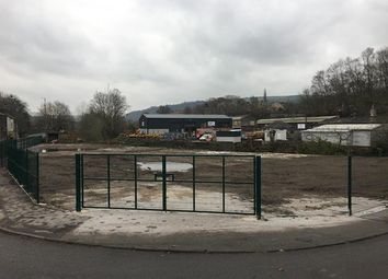 Thumbnail Land for sale in Former Canalside Mill, Burnley Road, Mytholmroyd
