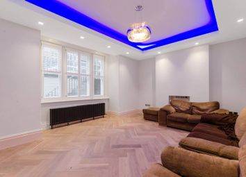 Thumbnail 4 bed flat to rent in Palliser Road, Barons Court