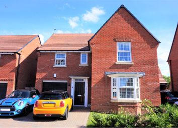 Thumbnail 4 bed detached house for sale in Thorncliffe Close, Teal Farm, Washington