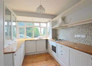 Thumbnail 2 bed flat to rent in Bradbourne Road, Sevenoaks, Kent