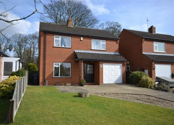 Thumbnail 4 bed detached house for sale in Old Hall Drive, Dersingham, King's Lynn