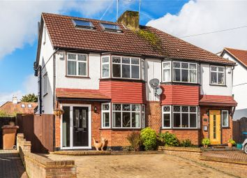 Thumbnail 3 bed semi-detached house for sale in Foxon Lane, Caterham, Surrey