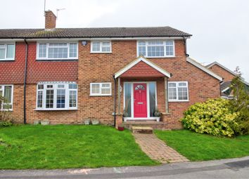 Thumbnail 5 bed semi-detached house for sale in Mynn Crescent, Bearsted, Maidstone