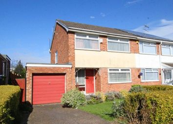 Thumbnail 3 bed semi-detached house for sale in Hathaway Close, Gateacre, Liverpool