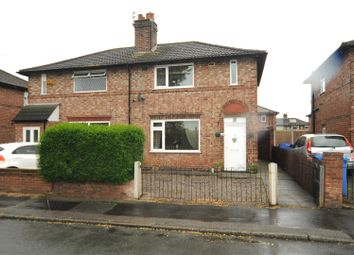 Thumbnail 2 bed semi-detached house for sale in Boydell Avenue, Latchford, Warrington