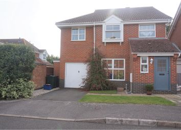 Thumbnail 4 bed detached house for sale in Silver Birch Grove, Ashford