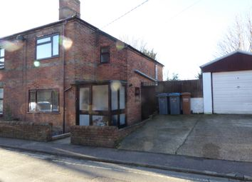 Thumbnail 3 bedroom semi-detached house for sale in Dinsdale Road, Leiston, Suffolk