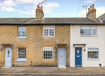 Thumbnail 2 bed terraced house for sale in Warren Terrace, Hertford