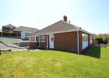 Thumbnail 2 bed semi-detached bungalow for sale in Elm Close, Kidsgrove, Stoke-On-Trent