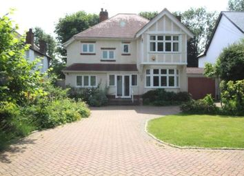Thumbnail 4 bedroom detached house for sale in Park Way, Shenfield, Brentwood, Essex