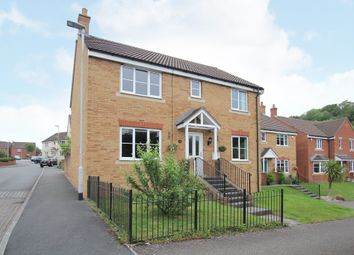 Thumbnail 4 bed detached house to rent in White Lady Road, Plymstock, Plymouth