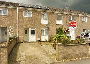 Thumbnail 3 bed terraced house for sale in Fraser Close, Southampton