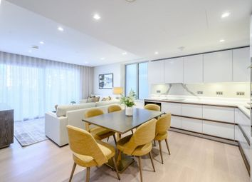 Thumbnail 3 bed flat to rent in West End Gate, Little Venice, London