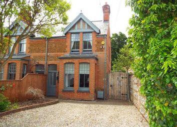 Thumbnail 4 bedroom end terrace house for sale in Fakenham, Norfolk