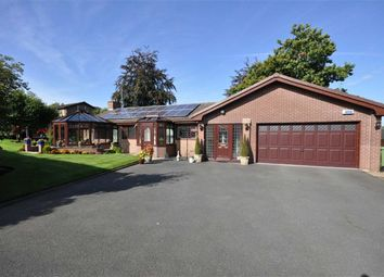 Thumbnail 3 bed detached bungalow for sale in Sandon Road, Hilderstone, Stone