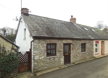 Thumbnail 2 bed cottage for sale in Ty Newydd, Llanwnnen, Lampeter, Ceredigion