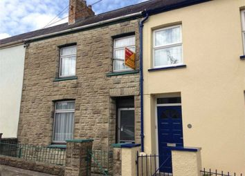 Thumbnail 3 bed terraced house for sale in 16 Clive Road, Fishguard, Pembrokeshire