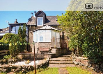 Thumbnail 2 bed terraced house for sale in Garelochhead, Helensburgh