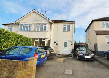 Thumbnail 3 bed semi-detached house for sale in Pound Lane, Bowers Gifford, Basildon