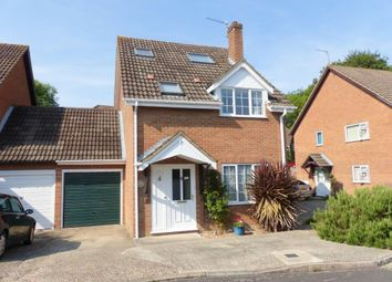 Thumbnail 4 bedroom link-detached house for sale in Dragonfly Drive, Lychpit, Basingstoke