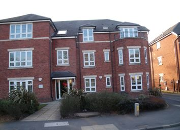 Thumbnail 2 bed flat to rent in Lindley House, Chester Road, Streetly