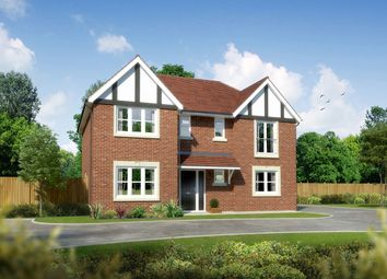 "Thumbnail 5 bed detached house for sale in ""Laurieston"" at Whittingham Lane, Broughton, Preston"