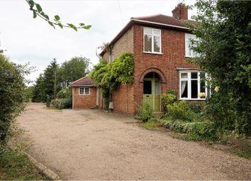 Thumbnail Land for sale in Coates Road, Eastrea