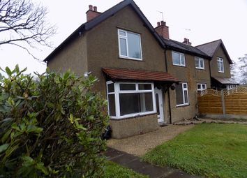 Thumbnail 3 bed property to rent in Sherbourne Villas, Turnditch, Derbyshire