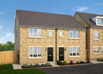 "Thumbnail 3 bed property for sale in ""The Leathley At Clarence Gardens Phase 2"" at Oxford Road, Burnley"