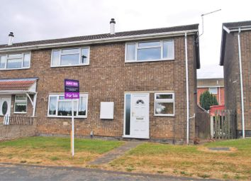 Thumbnail 4 bed end terrace house for sale in Doncaster Road, Denaby Main, Doncaster