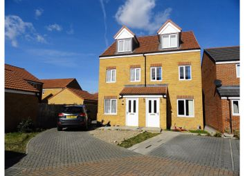 Thumbnail 3 bed semi-detached house for sale in St. Albans Close, Redcar