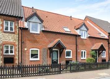 Thumbnail 2 bedroom terraced house for sale in Goodrick Place, Swaffham
