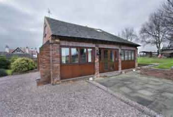 Thumbnail 1 bed detached house to rent in Smith Meadow Barn, Slateley, Kingsbury, Tamworth