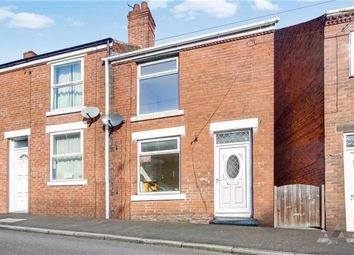 Thumbnail 3 bed end terrace house to rent in Shirland Street, Chesterfield, Derbyshire