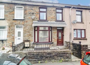 3 bed terraced house for sale in Oakfield Terrace, Nantymoel, Bridgend . CF32